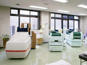 全身温熱治療装置・牽引治療装置の写真